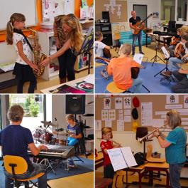 De Nieuwe Muziekschool Druten